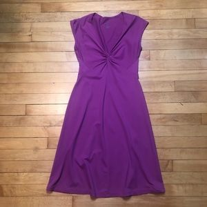 Patagonia Sleeveless Bandha Twist Knot Midi Dress